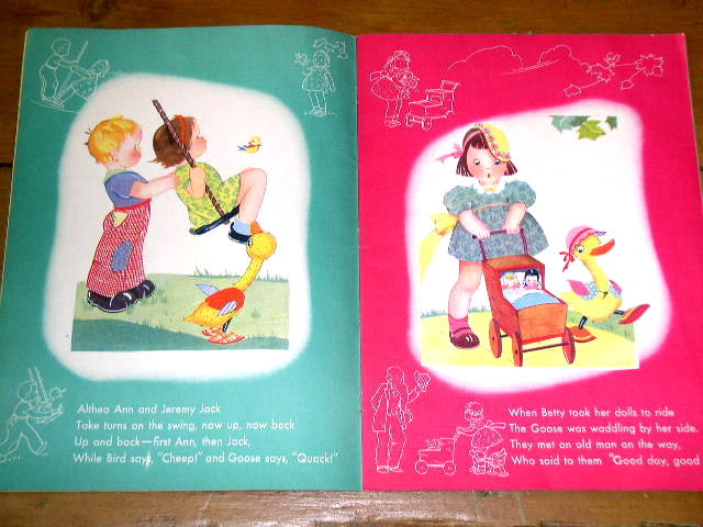 Little Rhymes For Little Folks Book
