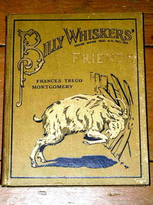 Billy Whiskers Friends  Book