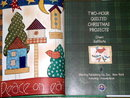 Two Hour Quilted Christmas Projects Book QK - SALE ITEM