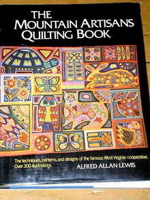 The Mountain Artisans Quilting Book  -  QK