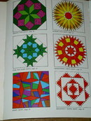 Geometric Patchwork Patterns  -  Quilt Book  -  QK