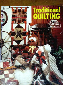 Traditional Quilting  -  Quilt Book  -  QK