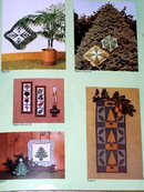 Trees and Leaves For Quilters  -  Quilt Book  -  QK