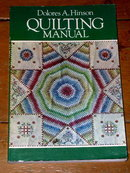 Quilting Manual -  Quilt Book  -  QK