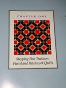 Quilting -  Quilt Book  -  QK