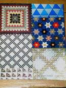 The Patchwork Pattern Book - Signed By Author -  Quilt Book  -  QK