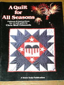 A Quilt For All Seasons -  Quilt Book  -  QK