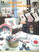 Oatmeal By The Yard, Cross-Stitch  Booklet  -  PTB