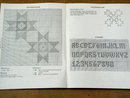 Set/4  Cross-Stitch Booklets  -  PTB