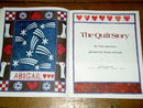 The Quilt Story Book  -  QK