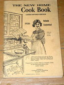 The New Home Cook Book  -  CK