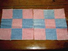 Quilt Blocks, 1920's