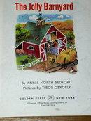 The Jolly Barnyard,   Little Golden Book
