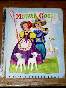 Mother Goose,    Little Golden Book