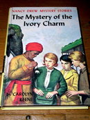 Nancy Drew - The Mystery of the Ivory Charm  Book