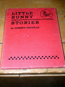 Little Sunny Stories Book by Johhny Gruelle