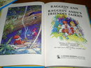 Raggedy Ann and Raggedy Andy's Friendly Fairies  Book
