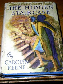 Nancy Drew - The Hidden Staircase  Book