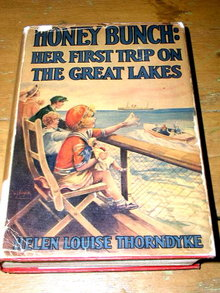 Honey Bunch: Her First Trip on the Great Lakes   Book
