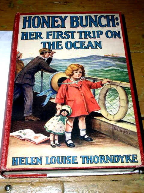 Honey Bunch: Her First Trip on the Ocean  Book