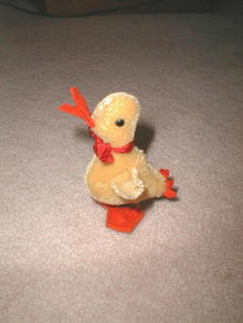 Steiff Duckling