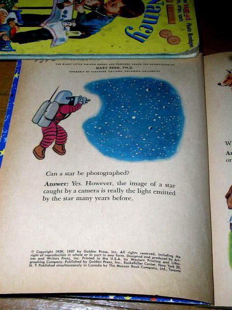 Quiz Fun, First Printing, Little Golden Book
