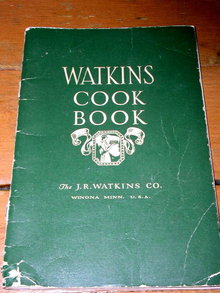 Watkin's Cook Book,   CK