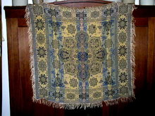 Woven Piano Scarf or Tablecloth