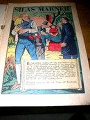 Classics Illustrated Comics,   Silas Marner #55