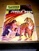 Classics Illustrated Comics,   The Jungle Book #83