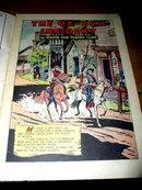 Classics Illustrated Comics,   The Ox-Bow Incident #125