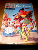 Classics Illustrated Junior Comics,   The Pied Pipper #504