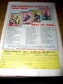 Classics Illustrated Junior Comics,   The Enchanted Pony #562