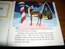Disney Rudolph,  Book and Child's Record