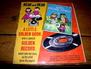 Three Bedtime Stories,  Book and Child's Record
