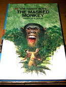 Hardy Boys,  The Masked Monkey  Book