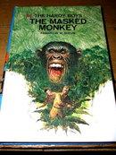 Hardy Boys,  The Masked Monkey  Book