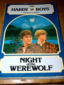 Hardy Boys,  Night of the Werewolf  Book