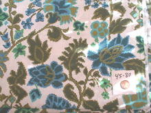 Vintage Fabric 1950