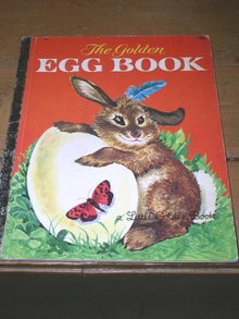 The Golden Egg Book, Little Golden Book
