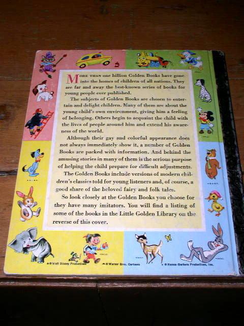 The Golden Egg Book, Little Golden Book