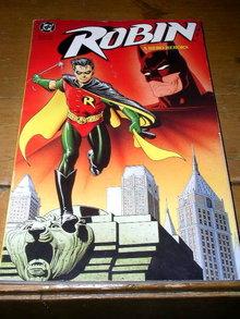 Robin, A Hero Reborn, #nn, comic