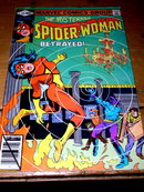Spider Woman #23, comic