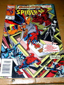Spiderman, Maximum Carnage, #35,  comic