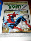 The Amazing Spiderman, The Tri-Sentinel's Back, #351,  comic