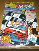 Legends of Nascar, Bill Elliott, #6,  comic