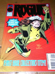 Rogue, #1, First Issue, First Printing.  comic