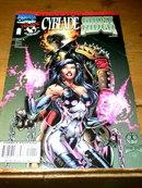 Cyblade, Ghost Rider, #1,  comic