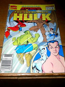 The Incredible Hilk, Return of the Definders, #18,  comic
