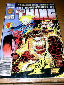 The Thing, #2,  comic